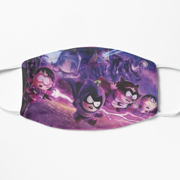 Coon & Friends Flat Mask