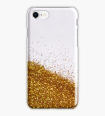 Glitter Is My Favorite Color II (NOT REAL GLITTER - A photograph) iPhone Case/Skin