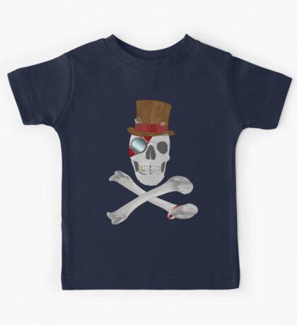 cross bones  Kids Clothes