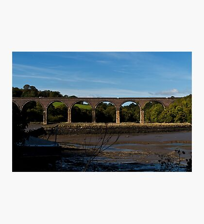 Forder Viaduct Photographic Print