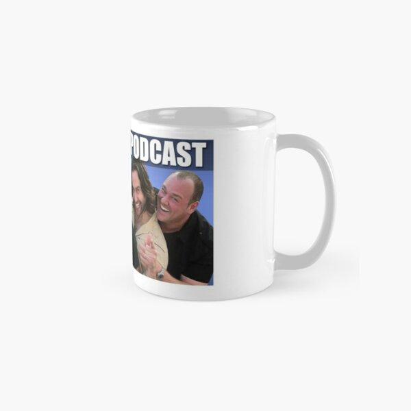 Ten Minute Podcast Exclusive Art Classic Mug