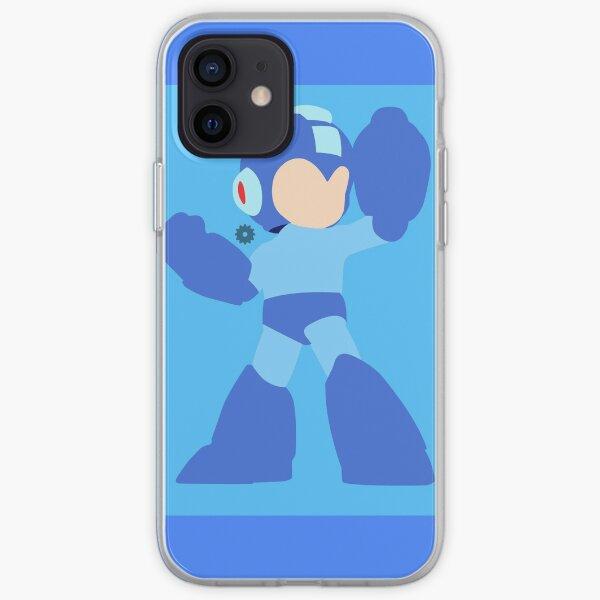 Mega Man - Super Smash Bros. iPhone Soft Case