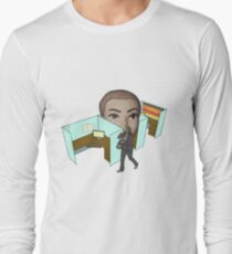 head office Long Sleeve T-Shirt