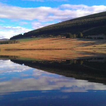 Loch Mirror by samuel-j