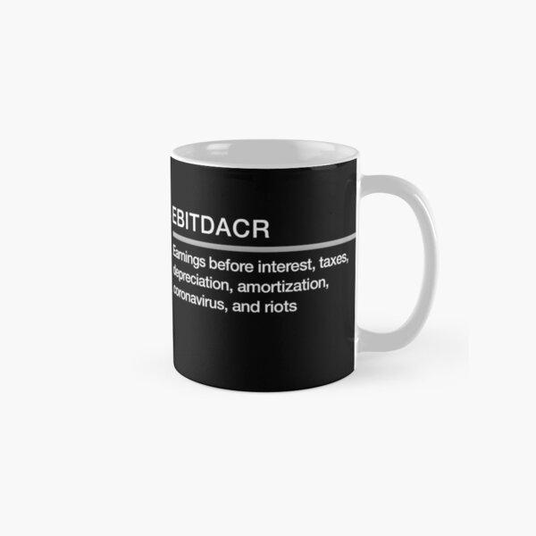 EBITDACR Wallstreetbets Classic Mug