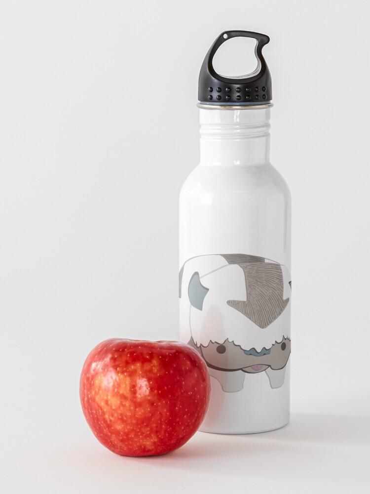 Alternate view of kawaii appa - yip yip Water Bottle
