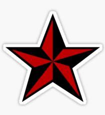 Pegatina Estrella náutica