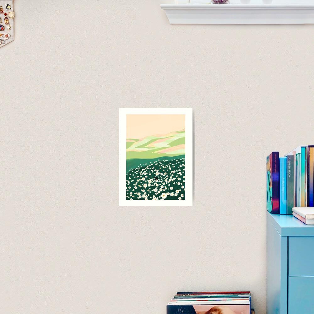 Spring Vibe Art Print