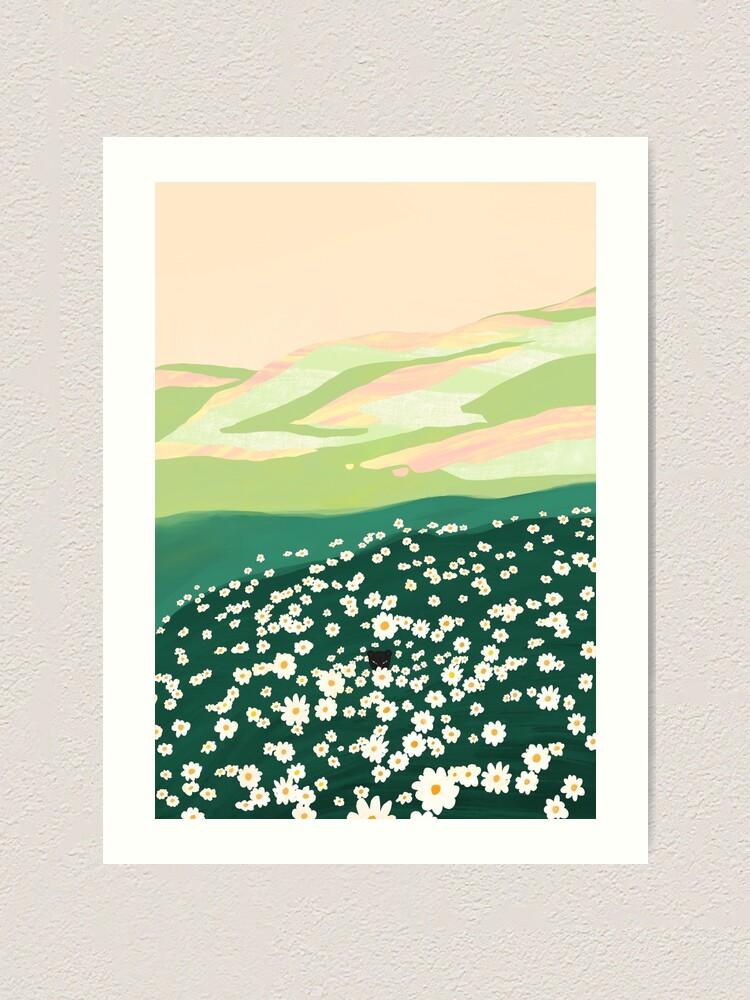 Alternate view of Spring Vibe Art Print