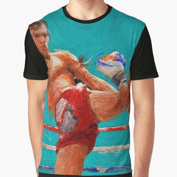 Muay Thai 002 Graphic T-Shirt