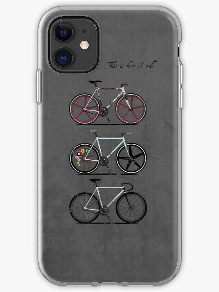 This Is How I Roll iphone 11 case