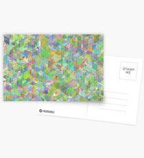 Panelscape #3 Redbubble custom generation Postcards