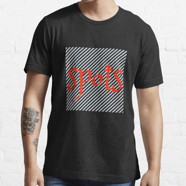 The Stripy Spots. Contradiction. Opposite design Essential T-Shirt
