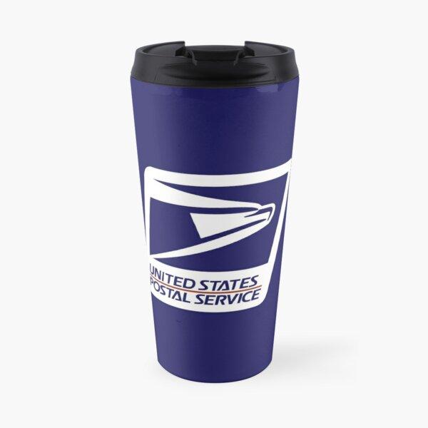 Letter Carrier Classic Postal Navy Blue Travel Mug