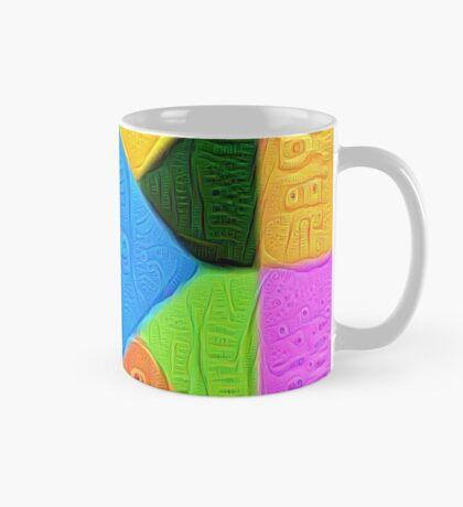 DeepDream Color Squares Visual Areas 5x5K v1447926834 Mug