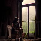 Self Portrait- Abandoned Mansion by kailani carlson