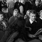 Choir Flinders Island by Andrew  Makowiecki