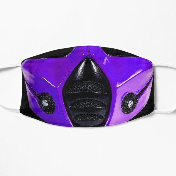 mask purple for the kombat Flat Mask
