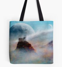Morning On Arc Tote Bag