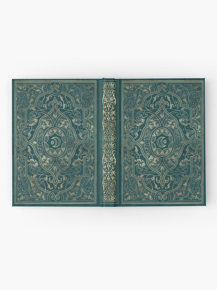 Alternate view of Old magic Hardcover Journal