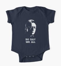 Admiral Adama : So Say We All One Piece - Short Sleeve