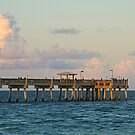 Fishing Pier by BlinkImages