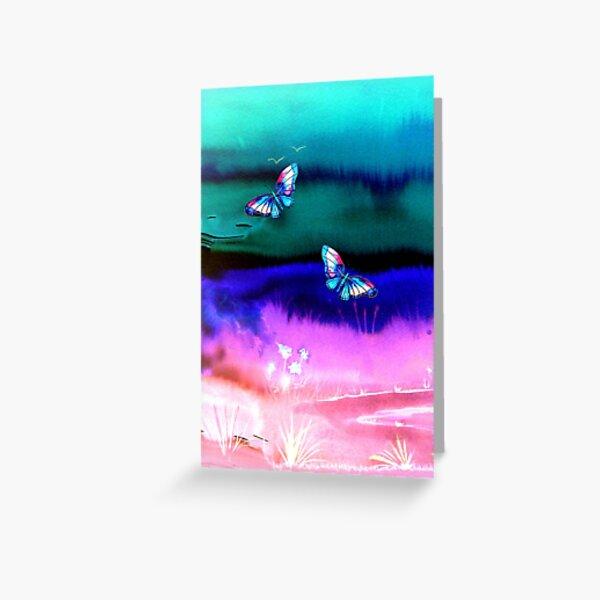 Wings of Joy Greeting Card