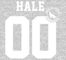 "Teen Wolf - ""HALE 00"" Lacrosse  | V-Neck"