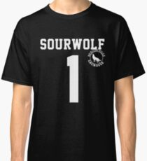"Teen Wolf ""SOURWOLF 1"" Lacrosse Classic T-Shirt"
