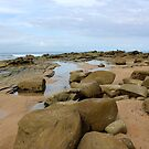 Rock at Eagles Nest - Inverloch HDR Series by Jackson  McCarthy
