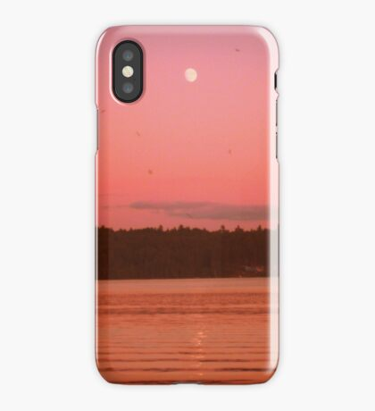Pearl of the sky iPhone Case