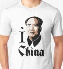 I LOVE CHINA T-shirt T-Shirt