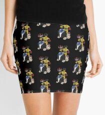 Minifalda Beastie Bots