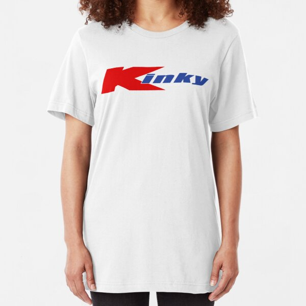 """K""inky Slim Fit T-Shirt"