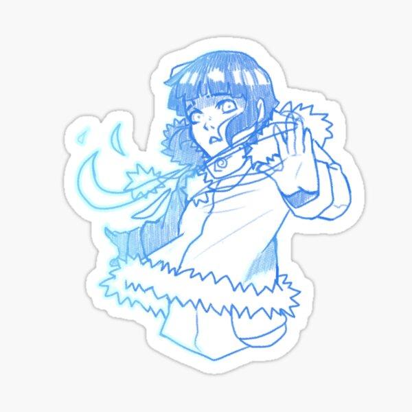 Hinata Sticker