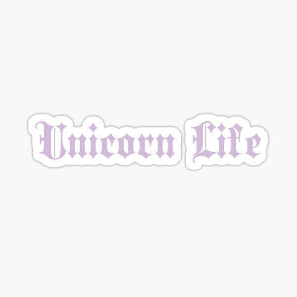 Pastel Pink Edit  Sticker