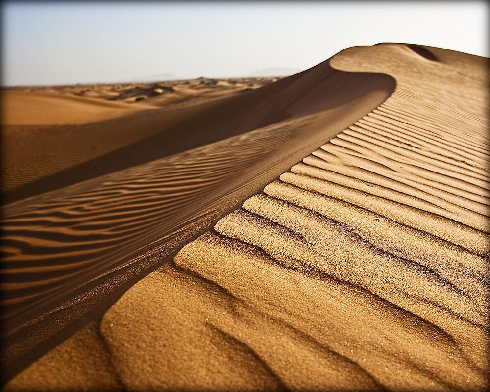 Golden Sands by BillyFish