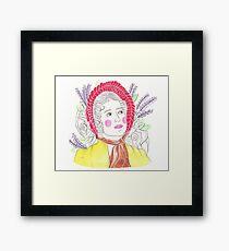 Elizabeth Bennet Framed Print