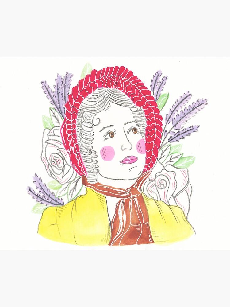 Elizabeth Bennet by MollieHelliwell