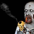 Pipe Smoking Zombies by ADzArt