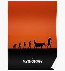 99 Steps of Progress - Mythology Poster