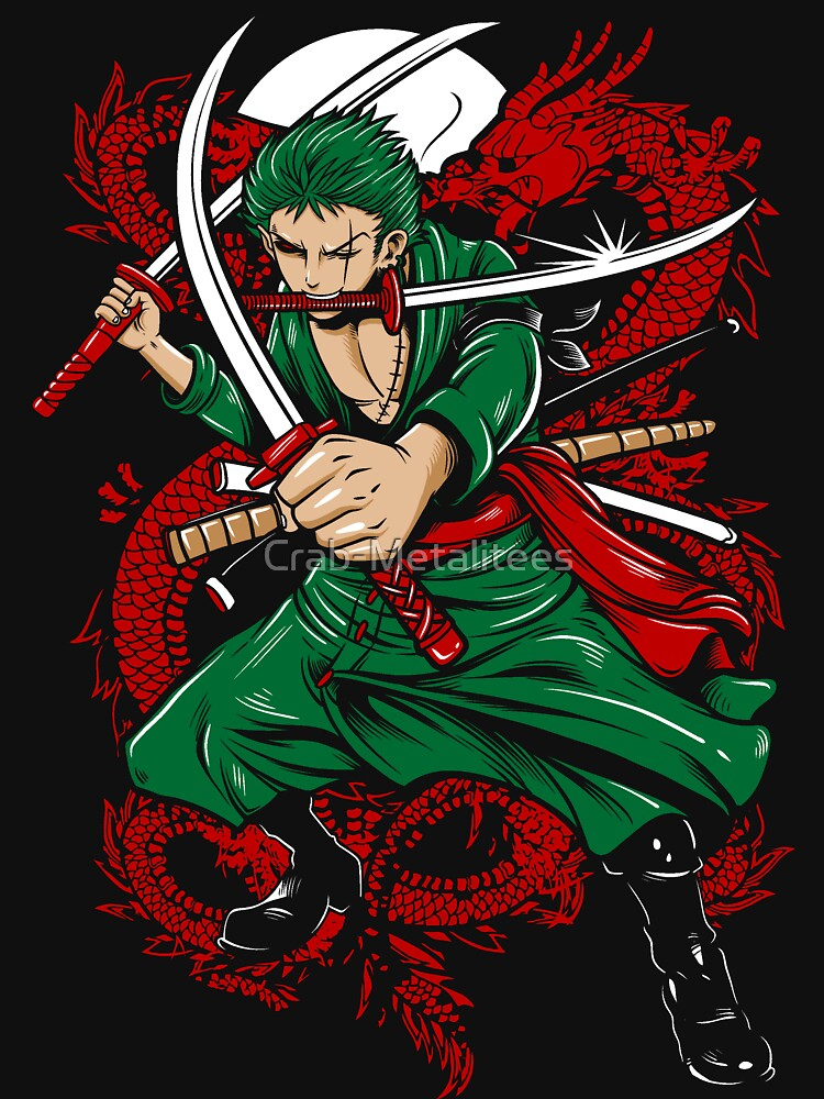 Boy Zoro by Crab-Metalitees