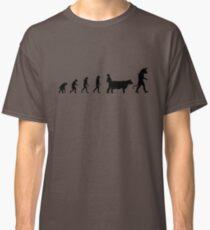 99 Steps of Progress - Mythology Classic T-Shirt