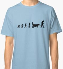 99 Steps of Progress - Mythology Classic T-Shirt