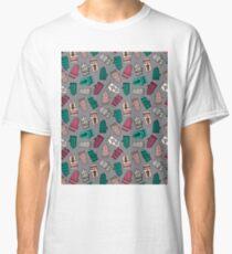 Mittens - Slate by Andrea Lauren  Classic T-Shirt