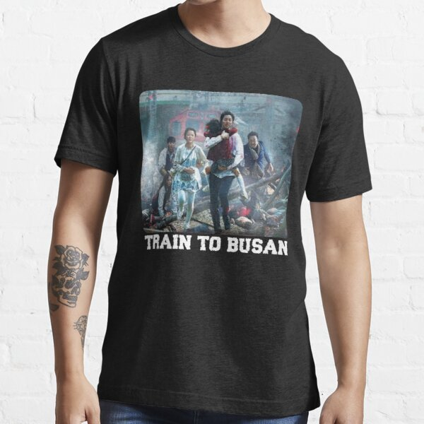 Train to Busan Essential T-Shirt