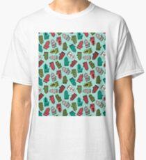 Mittens - Mint by Andrea Lauren  Classic T-Shirt