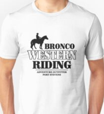 Western Riding T-Shirt