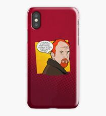 The Meal Isn't Over When I'm Full iPhone Case/Skin