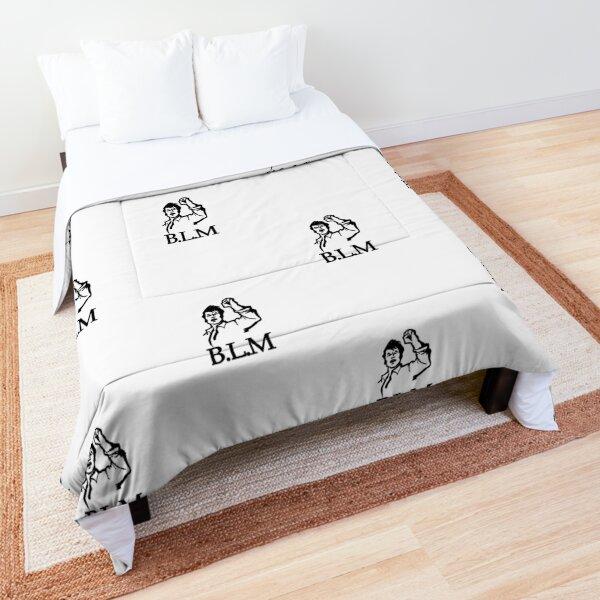 BLACK LIFE MATTERS Comforter